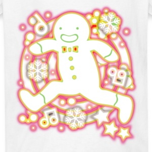 The_Gingerbread_Man - Kids' T-Shirt