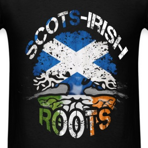 Scots-Irish - Scots-Irish Roots - Men's T-Shirt