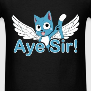 Fairy tail - Aye Sir! - Men's T-Shirt