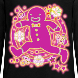 The_Gingerbread_Man - Kids' Premium Long Sleeve T-Shirt
