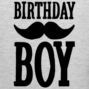 Birthday Boy Hipster Sportswear - Men's Premium Tank