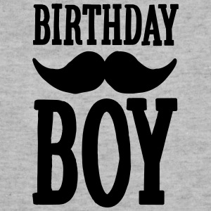 Birthday Boy Hipster Bags & backpacks - Sweatshirt Cinch Bag
