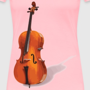 Cello - Women's Premium T-Shirt
