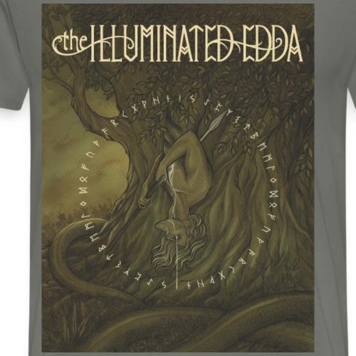 Illuminated Edda Odin