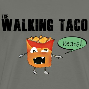 Walking Taco - Men's Premium T-Shirt