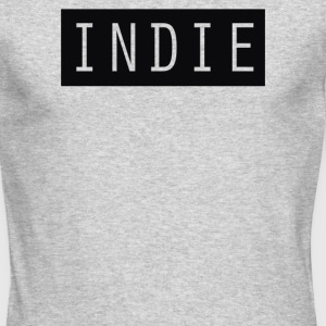 indie - Men's Long Sleeve T-Shirt by Next Level