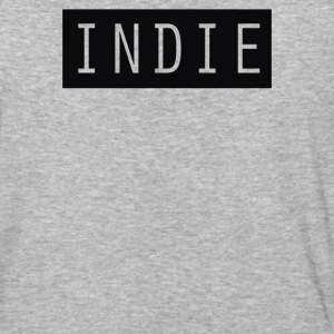 indie - Baseball T-Shirt