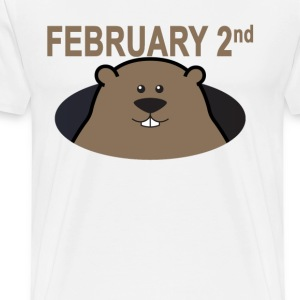 february_2nd_groundhog_day_tshirt_ - Men's Premium T-Shirt