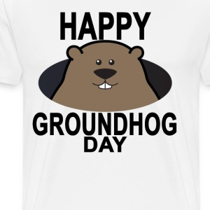 groundhog_day_tee_ - Men's Premium T-Shirt