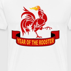 year_of_the_rooster_ - Men's Premium T-Shirt