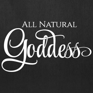 All Natural Goddess Bag - Tote Bag