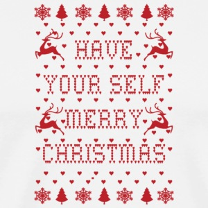 Merry Christmast - Men's Premium T-Shirt