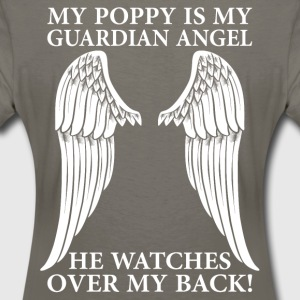 My Poppy Is My Guardian Angel T-Shirts - Women's Premium T-Shirt