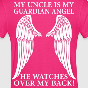 My Uncle Is My Guardian Angel T-Shirts - Women's T-Shirt