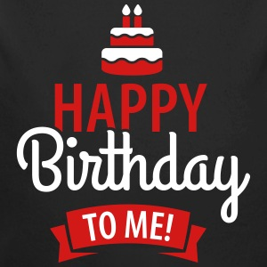Happy birthday to me Baby Bodysuits - Long Sleeve Baby Bodysuit