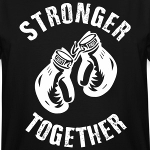 Stronger Together T-Shirts - Men's Tall T-Shirt