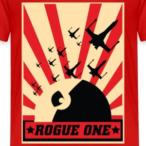 roguje one 2 - Toddler Premium T-Shirt