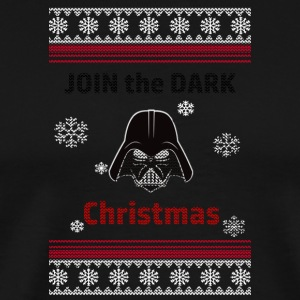 Join The Dark Christmas - Men's Premium T-Shirt
