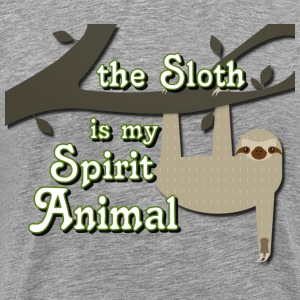 The Soth is my Spirit Animal T-Shirts - Men's Premium T-Shirt