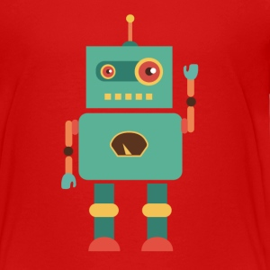 Fun Robot Toy Kids' Shirts - Kids' Premium T-Shirt