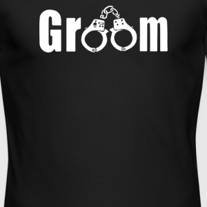 groom - Men's Long Sleeve T-Shirt by Next Level