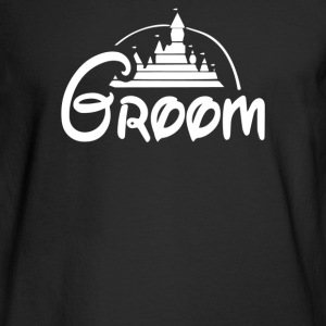 Groom Disney - Men's Long Sleeve T-Shirt