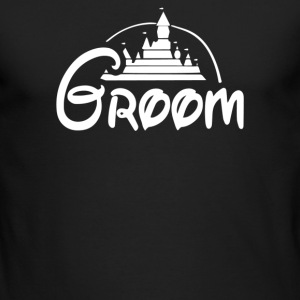Groom Disney - Men's Long Sleeve T-Shirt by Next Level