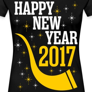 Happy New Year 2017 T-Shirts - Women's Premium T-Shirt