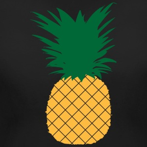 Pineapple icon - Women's Maternity T-Shirt