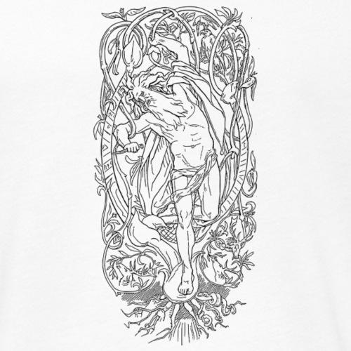 594px-The_Sacrifice_of_Odin_by_Frølich_(vector).sv