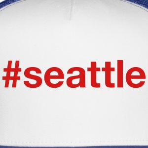 SEATTLE - Trucker Cap