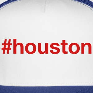 HOUSTON - Trucker Cap