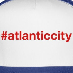 ATLANTIC CITY - Trucker Cap