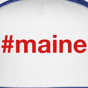 MAINE - Trucker Cap
