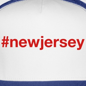 NEW JERSEY - Trucker Cap
