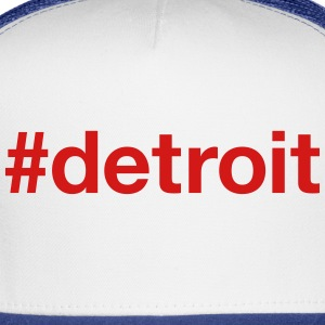 DETROIT - Trucker Cap