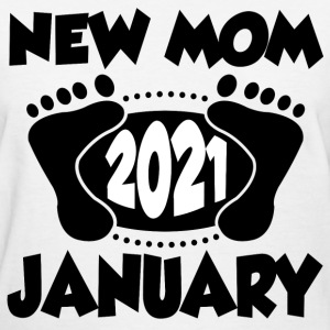 MOM 2021 1.png T-Shirts - Women's T-Shirt