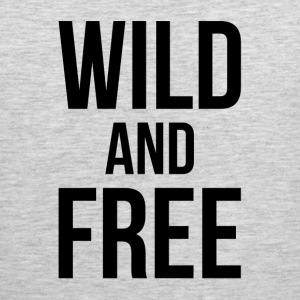 WILD AND FREE Sportswear - Men's Premium Tank