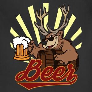 Bear Deer Beer Aprons - Adjustable Apron