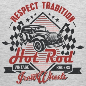 Hot Rod Vintage racers Sportswear - Men's Premium Tank