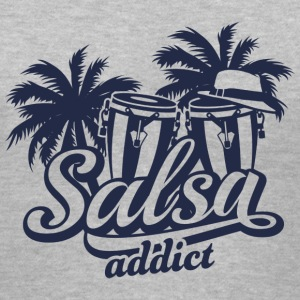 Salsa T-Shirts - Women's V-Neck T-Shirt