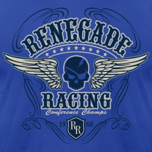 Renegade_Racing - Men's T-Shirt by American Apparel