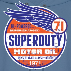 Super Duty Oil - Men's Hoodie