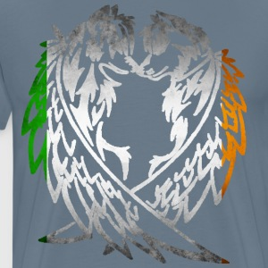 IRELAND WOLF LOVE T-Shirts - Men's Premium T-Shirt