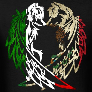 ITALY MEXICO WOLF LOVE T-Shirts - Men's T-Shirt