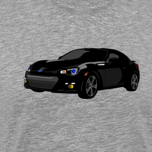 Subaru BRZ Mountain Edition - Men's Premium T-Shirt