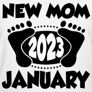 MOM 2023 1.png T-Shirts - Women's T-Shirt