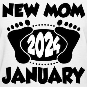 MOM 2024 22.png T-Shirts - Women's T-Shirt
