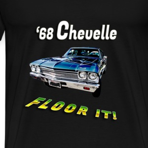 1968 CHEVELLE T-Shirts - Men's Premium T-Shirt