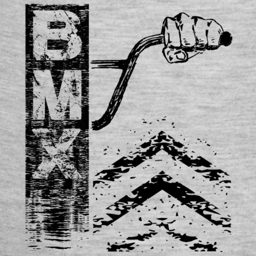 Behind Bmx Bars